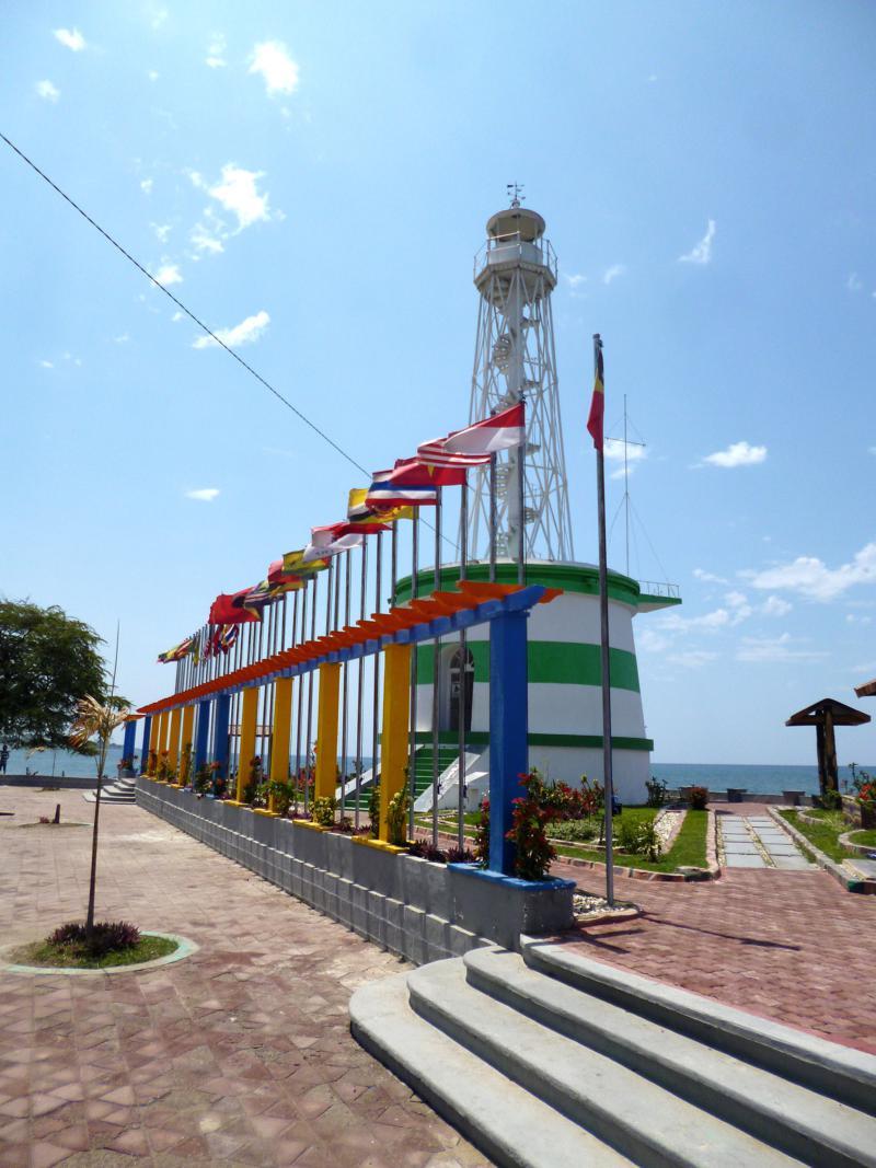 Der Leuchtturm von Dili