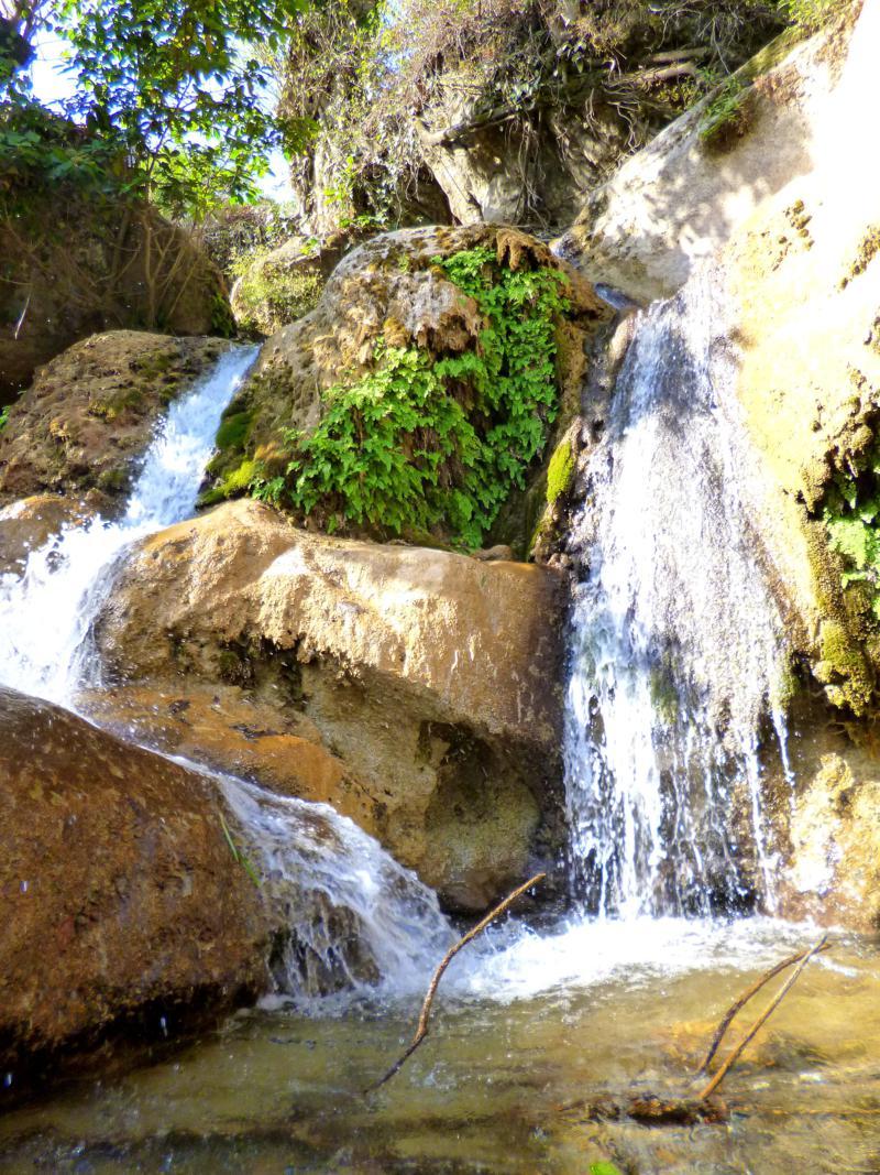 Der Wasserfall von Dare