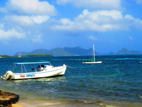 Tobago Cays – das Paradies der Karibik