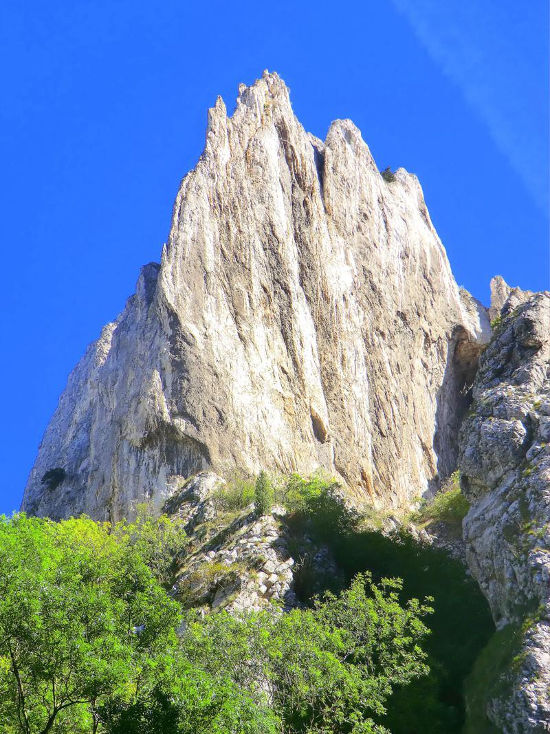 Die beeindruckende Schlucht von Cheile Turzii während unserer Wanderung