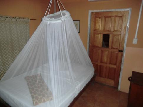Ein Doppelzimmer im Mt. Plaisir Estate Hotel
