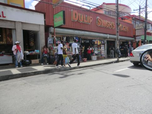 Die lebendige Kleinstadt Chaguanas