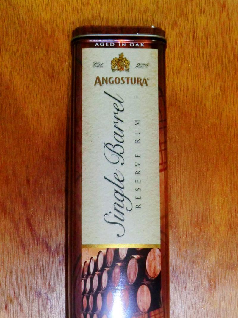 Mein neuer Lieblings-Rum aus Trinidad: Angostura Single Barrel