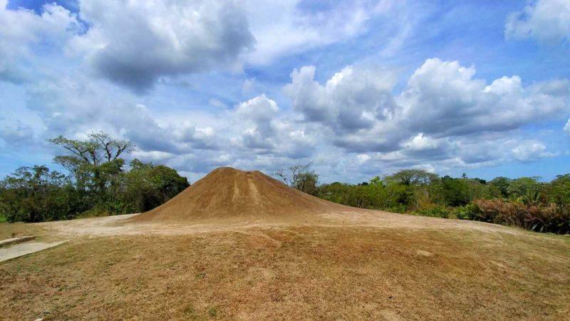 Dignity Mud Volcano, ein Schlammvulkan im Süden von Trinidad