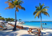 Das Blue Havens Hotel auf den Turks- und Caicosinseln