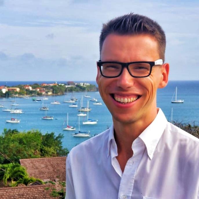 Christian, Kopf und Reisender hinter My Travelworld