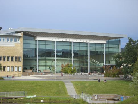 Die Universität von Umea