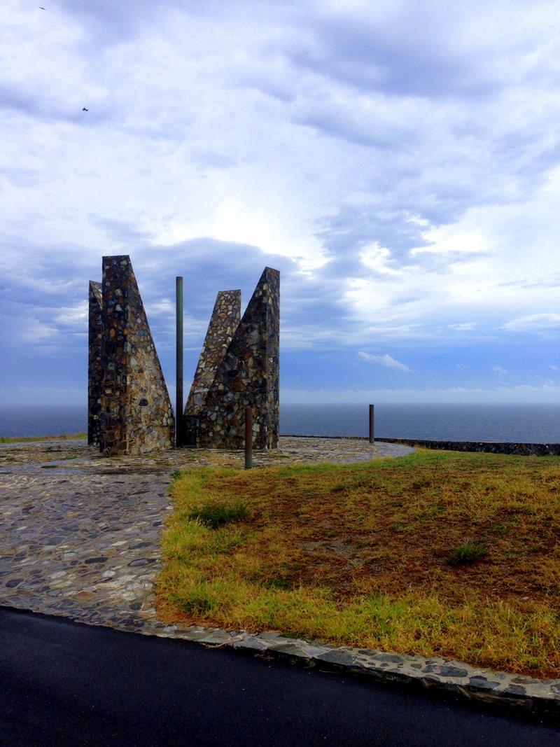 Point Udall, the östlichste Punkt der USA
