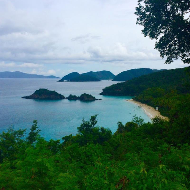St. John, die grüne Eco-Insel der US Virgin Islands