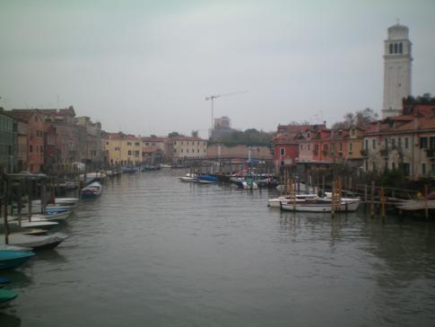 Das ruhigere und andere Venedig am Ende der Via Garibaldi