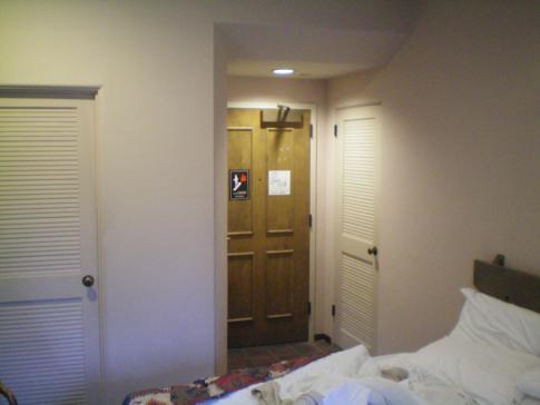 Das Zimmer im The Clocktower Inn