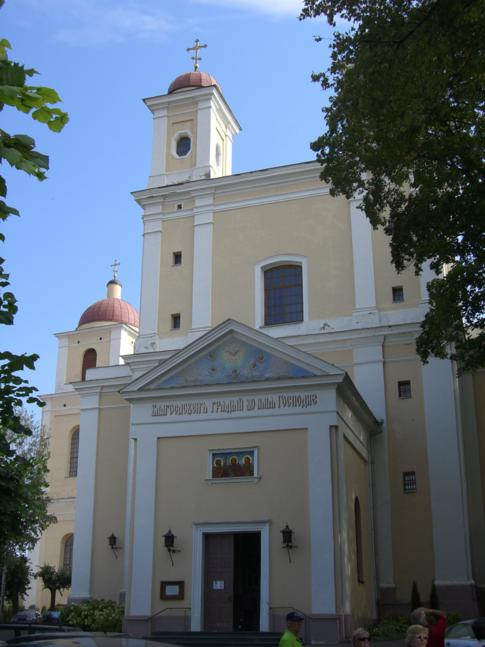Die Heiligengeistkirche im Süden der Altstadt