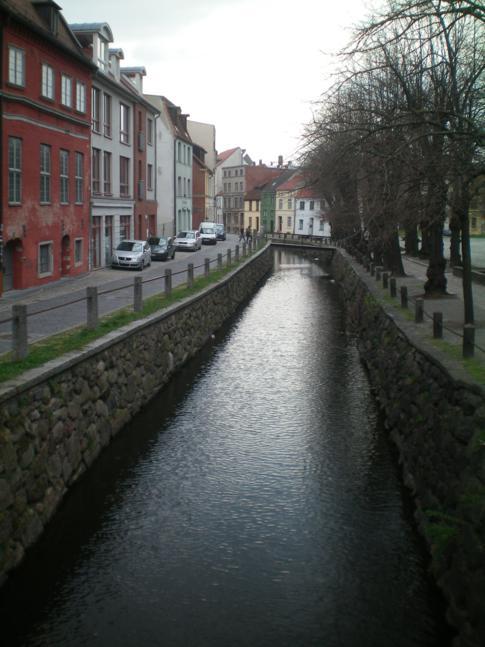 Die Grube in Wismar