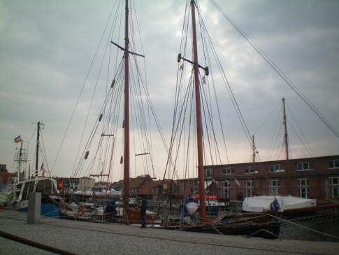 Der Alte Hafen von Wismar