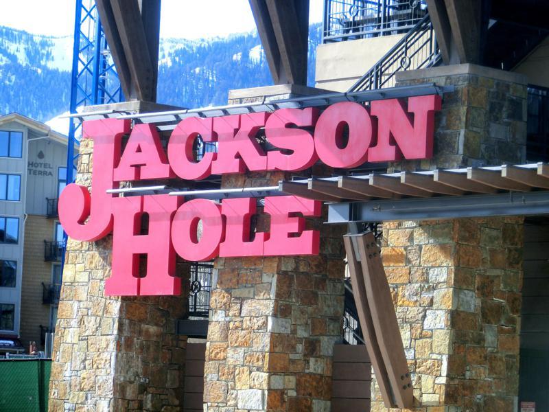 Das Jackson Hole Mountain Resort in Wyoming