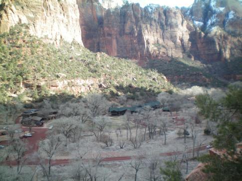 Nationalpark in den USA oder wilde Steppenlandschaft in Afrika - schwer zu erkennen?